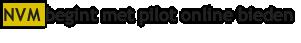 NVM begint met pilot online bieden